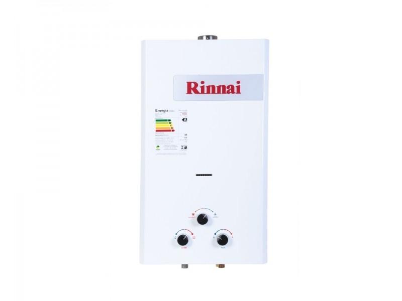 Manutenção de aquecedor Rinnai