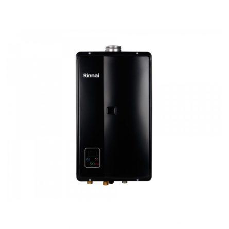 Aquecedor de Passagem Digital Rinnai GLP 32,5 Litros - E33 (Black)