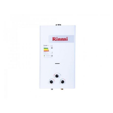 Aquecedor de Passagem Mecânico Rinnai GN 15 Litros - M15