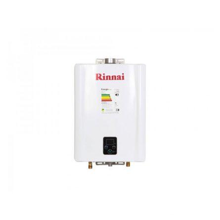 Aquecedor de Passagem Digital Rinnai GLP 21 Litros - E211FEHB (Branco)