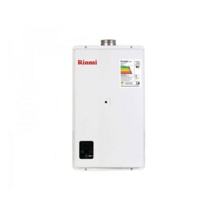 Aquecedor de Passagem Digital Rinnai GN 32,5 Litros - E331FEHB (Branco)