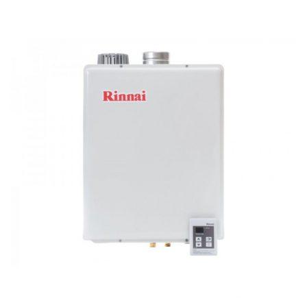 Aquecedor de Passagem Digital Rinnai GLP 47 5 Litros 220V - E480FEAB